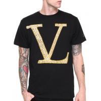 Beaded latest cotton shirt designs for men luxurious design t shirt