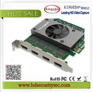 China HDMI Video Capture Card with 1080P 60fps HD Video To PCI-e on sale