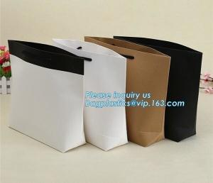 China Cheap custom kraft brown paper bag China wholesale,Christmas custom luxury gift food grade bakery Paper cake and bread p on sale