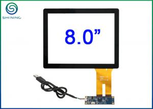 China 8 4:3 Capacitive Touch Panel With USB Interface for Industrial Panel PC on sale