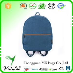 China Luxury Quality Good Prices Custom Jeans Backpack on sale