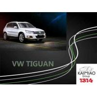 VW TIGUAN Intelligent Electric Side Steps , Automatic Car Step Board Easy Installation