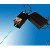 China Green Lab Laser Module with TTL DPSS 300mw 532nm on sale