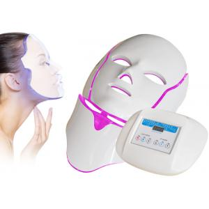 China Blue Light Beauty Led Facial Mask For Skin Care No Side Effects Chargeable Battery on sale