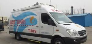 China Outdoor TV program production HD ob van for sale on sale