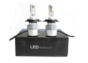 China Motorcycle Led Headlight Bulb 6500K S2 CSP Led Headlight H4 Auto Led Light / Lamp 36 Watt supplier