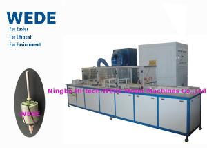 China Automatic Powder Coating Machine High Frequency Heater For DC Motor Armature on sale