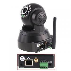 China Vandal Proof IR Dome Camera Day / Night For Home Security , Alarm System on sale