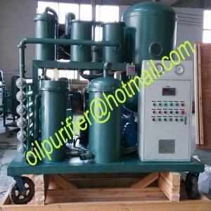 China Huile de lubrification réutilisant la machine, unité de polissage d'huile industrielle de rebut, huile Reconditioner, vente d'usine d'épurateur d'huile lubrifiante on sale