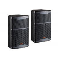 China PA Sound System Speakers 12 350W Birch Plywood  Power , 2 Way Pa Speaker on sale