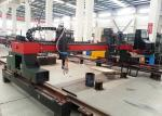 Metal Steel Plates Gantry CNC Plasma Flame Cutting Machine with Panasonic Motor