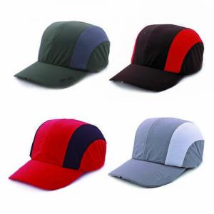 China 3 LED 4-Panel Mesh Running Hat on sale