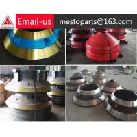 guard plates for jaw crushers of metso