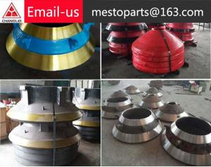China superior crusher liners on sale