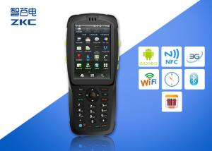China Portable wireless Handheld PDA 1D 2D Barcode Scanner For Inventory Management on sale