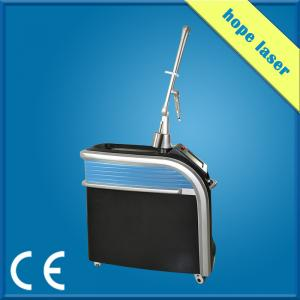 China 2 -10mm Spot Picosecond Laser Tattoo Removal Machine For Freckle Removal on sale