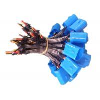 Stranded Tinned Copper Wire Harness Assembly 10V - 30V For OBD Diagnostic System