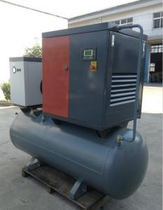China Durable Small Screw Air Compressor 8KW 10HP / Energy Saving Industrial Air Compressors on sale