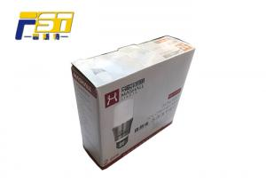 China Custom Logo Printed Colored Corrugated Boxes , Recyclable Colored Mailer Boxes on sale