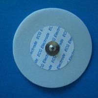 China 55mm Circular disposable ecg electrode,chest electrode,Foam electrode,adult electrode on sale