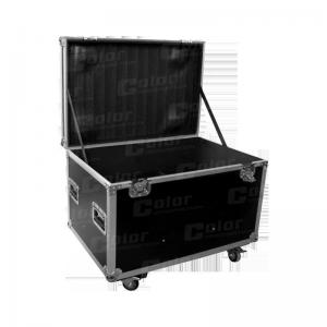 China Professional Aluminum DJ Flight Case Rack / Flight Cases with Customized Size and Color on sale