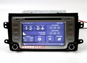 China 7'' Autoradio Head Unit Stereo for Suzuki SX4/Car Stereo for Suzuki SX4 Headunit Autoradio on sale