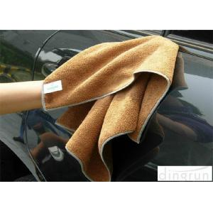 China Multi Functional Durable Microfiber Auto Detailing Towels 40x40cm on sale