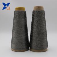 100% 316L stainless steel staple fiber spun yarn 8 micro for glass mold forming industry tape-XTAA181