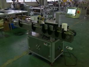 China Machine à étiquettes d'autocollant auto-adhésif applicateurs automatiques de label pour les bouteilles rondes on sale