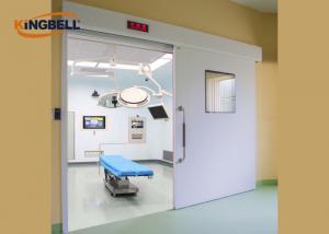China Exterior Sliding Doors Soundproof Window Hospital Airtight Operating Room on sale