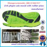 Aluminium / Steel Footwear Mold Sturdy  Rust Proof Easy To Operate