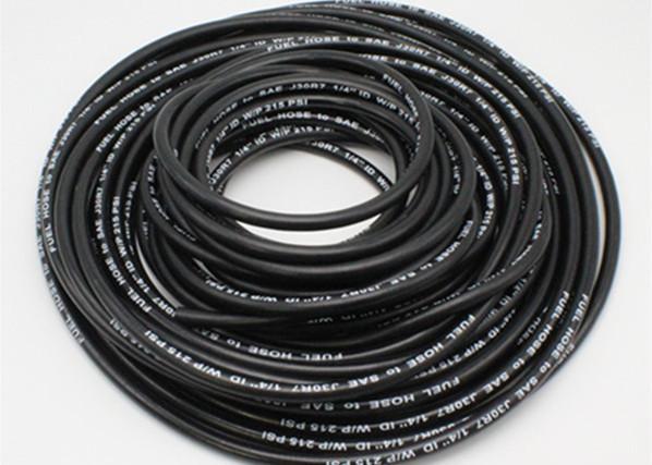 SAE J30R7 Specs High Tensile Polyester Single Fiber