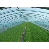 Soft Uv Resistant Greenhouse Plastic Window Film Less Demand For Watering