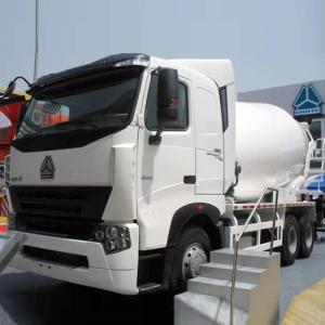 China Sinotruck Concrete Mixing Equipment/ Cement Mixer Truck 10CBM 371HP 6X4 LHD on sale