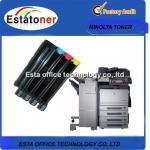TN210 Color Laser Toner For Bizhub C250P Color / B / W Photocopiers