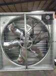 Agricultural Greenhouse Cooling System , Greenhouse Exhaust Fan Wall Fan Mounting