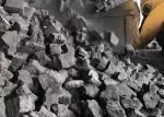 High Hardness Black Foundry Coke Mineral 30400kj/Kg Calorific Value