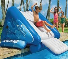 China Inflatable Water Roller WR05 with Soft Handles for Swimming Pool  on sale