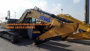 China XE 200D XCMG Hydraulic Crawler Excavator With 21T Weight And 0x3M3 Bucket Capacity Weichai Engine on sale