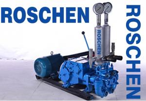 Oil Line / Mining Industrial Drilling Mud Pump , Mud Pumps For