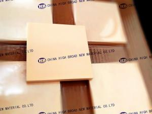 China NIJ IV Alumina Al2O3 Ballistic Ceramic Tiles Armour For Vehicle , High Hardness on sale