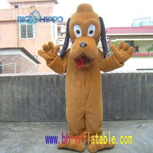 China Goofy Dog Mascot Costume on sale