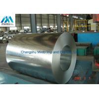 SGLCC SGLCD Aluminum Zinc Alloy Coated Steel Acid Proof 0.15mm - 0.8mm Thickness