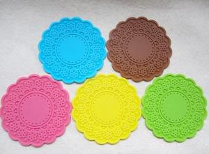 China Insulated anti slip ROHS Food-grade Silicone Pad/Mat on sale