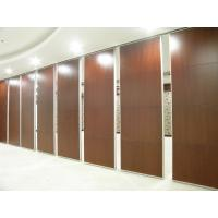 China Sliding Door Operable Office Partition Walls Top Hanging System on sale