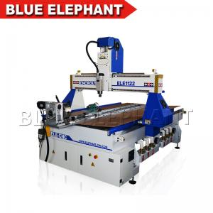 China 1122 Removable Rotary Device 4 Axis Electric Wood Cnc Cutter Machine Woodworking Equipment in Good Price for Wooden Craf on sale