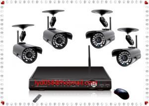 China 2012 standard alone video DRV cctv camera on sale