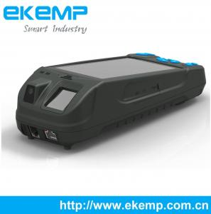 China EKEMP Rugged Smartphone Android PDA with Fingerprint Scanner on sale