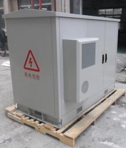 China Outdoor Telecom Enclosure, for Installing Batteries, Telecom Equipments, Power System on sale