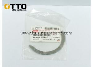 China 4JB1 NKR Isuzu Genuine Parts , Crankshaft Thrust Sheet 8-97383740-0 OTTO on sale